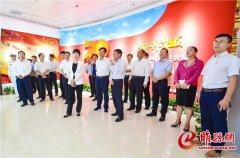 睢县举办新中国成立70周年图片展