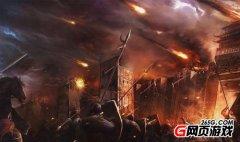 烽烟再起《大天子》12月2日10点首服万人国战铸英雄!