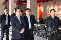 市委常委、秘书长李建涛到我区调研城市基层党建工作