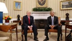 奥巴马向特朗普提建议:不要把白宫当家族企业