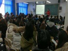 二七区中学英语中招复习观摩课在郑州市二中举行
