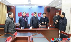 省委副秘书长、省信访局党组书记李刚 莅临虞城县调研指导群众信访工作