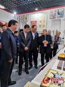 睢县4家文化企业、300余件文化产品亮相第六届中原文博会