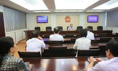 县人大常委会举行拟任命人员法律知识测试