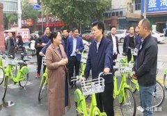 县委书记宁伯伟深入调研城市管理工作
