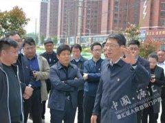 市长刘尚进到我区调研指导工作