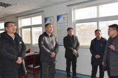 省扶贫办副主任卢东林到郾城区调研脱贫攻坚工作