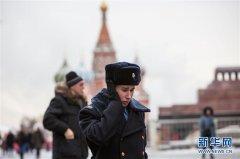 莫斯科遭遇极寒天气 超60人被冻伤