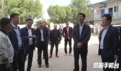 市委副书记张东辉到广武镇调研基层党建工作