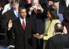 4天演绎奥巴马八年总统路 功过留待后人评说(图)