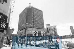 """更名、设立观光电梯……郑州二七商圈友谊大厦正在酝酿""""变心""""记"""