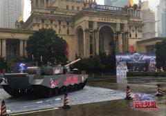 《装甲联盟》百万重金打造中国首辆痛坦克参展CEC电子竞技嘉年华