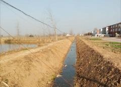 """杨集乡采取""""三定""""措施保障农水重点工程进展迅速"""