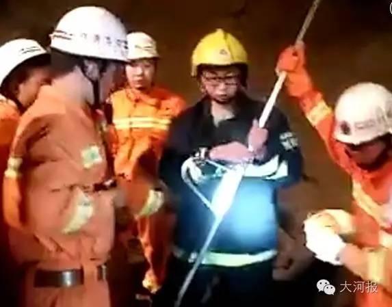 昨夜今晨郑州全城营救坠井女童感动网络 营救过程全记录