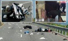 两姐妹遭撞击身亡发人深省 你的电单车保险吗?