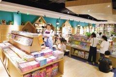 郑州桐柏路新华书店开放 营业面积达3000平米