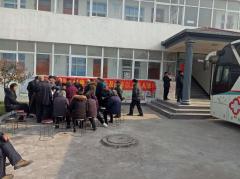 武庙集镇:信合医院开展大型义诊活动
