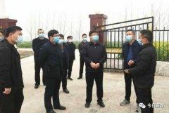 县长孙毅深入乡镇实地调研烟叶产业发展情况