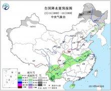 华北黄淮空气污染扩散条件较差 东北等地降雪降温