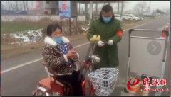 睢县疫情防控:再现凡人善举,村民捐款至一线