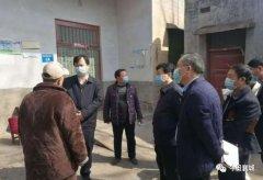 市委副书记马正兰到襄城县调研脱贫攻坚工作