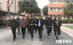 市城乡规划建设管理工作领导小组副组长杨国强检查环保监测点周边环境治理情况