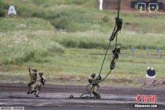 日本自卫队将在泰国参加多国部队后方支援训练