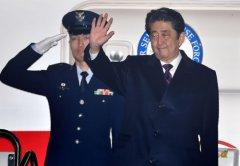 安倍结束四国历访回国 拉拢越南谋海洋安全合作