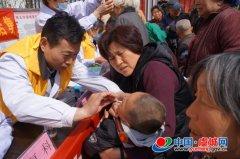 虞城县医疗卫生系统开展送医送药到家门服务