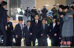 韩媒:三星李在�F接受法院审讯 是否被捕今明揭晓