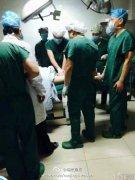 江苏一医生被砍伤 凶手反锁办公室连捅多刀