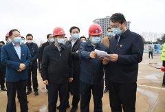 市长刘尚进主持召开第77次服务企业周例会专题研究推进重点工业项目建设