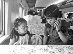"""""""迷糊""""妈妈乘错高铁 下车时把孩子落在了车上"""