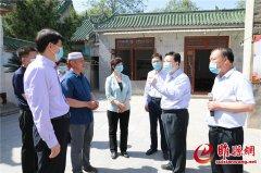 省民宗委主任李湘豫莅睢调研民族团结进步创建工作