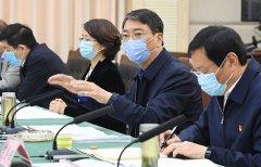 市长刘尚进主持召开市政府党组(扩大)会议和市政府第74次常务会议