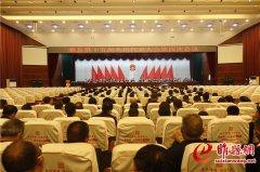 【聚焦两会】县十五届人大四次会议举行第二次全体会议并胜利闭幕