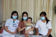郑州不孕不育医院哪家好 你猜这个宝宝 是男孩还是女孩?