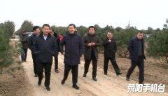 郑州市林业局局长司同义到我市调研督导国土绿化提速行动工作