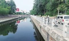 金水河再迎大修 北闸口沿河路段将拓宽