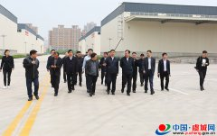 吴祖明到我县调研重点项目推进情况