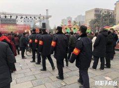 荥阳巡防全力以赴确保元宵节社会治安秩序持续稳定