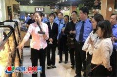 虞城县食药监局赴民权观摩学习先进经验
