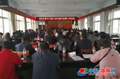 城郊乡召开第十六届人民代表大会第三次会议