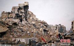 美空袭叙军事训练基地 炸死100多名恐怖组织成员