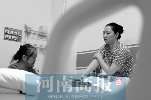 郑州舞蹈女孩右脚被公交车碾轧 坚持梦想没有脚趾也想跳