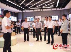 王战营在睢县调研制鞋产业链发展时强调