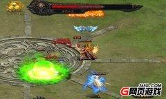 177游戏《传奇皇朝》神秘花园来约战!