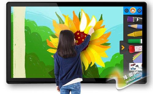 比电视还要大 Nabi Big Tab平板亮相CES
