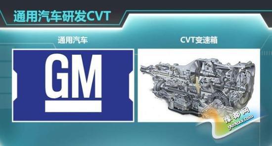 葡京娱乐:通用自主研发CVT变速器_6款车型将搭载