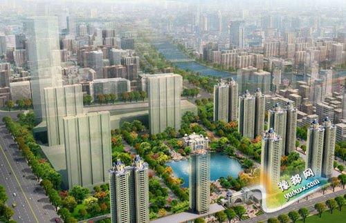 郑州恒大名都商铺在售 可享5年返租50%优惠